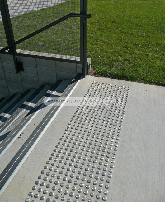 Steel Mazak Company New Zealand: Stainless Steel Tactile System Projects New Zealand