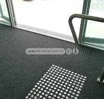 Stainless Steel Carpet Tactiles